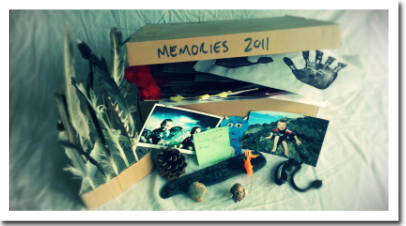 :: Memories box