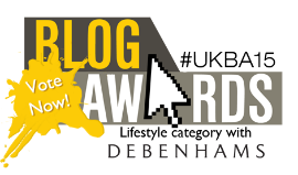 Vote for Neverendinglist in the UK Blog Awards